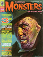 FAMOUS MONSTERS OF FILMLAND #64 - Magazine
