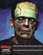 FAMOUS MONSTERS OF FILMLAND 2000 - One Sheet Calendar