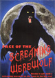 FACE OF THE SCREAMING WEREWOLF (1959) - DVD