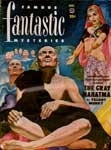 FAMOUS FANTASTIC MYSTERIES (December 1951) - Pulp Magazine