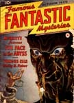 FAMOUS FANTASTIC MYSTERIES (October 1940) - Pulp Magazine