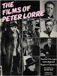 FILMS OF PETER LORRE - Oversize Softcover Book