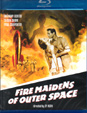 FIRE MAIDENS FROM OUTER SPACE (1956) - Blu-Ray