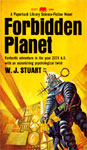FORBIDDEN PLANET (Vintage Paperback) - Used Paperback Book
