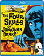 FOUR SKULLS OF JONATHAN DRAKE (1959) - Blu-Ray