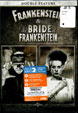 FRANKENSTEIN (1931)/BRIDE OF FRANKENSTEIN (1935) - DVD