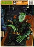 FRANKENSTEIN PUZZLE (Universal Monsters) - Puzzle