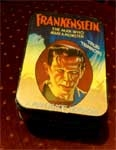 FRANKENSTEIN TIN BOX - Collectible