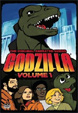 GODZILLA - ORIGINAL ANIMATED SERIES (1978) - DVD