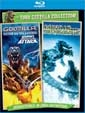 GODZILLA: GIANT MONSTERS ALL-OUT ATTACK (Dbl. Feature) - Blu-Ray