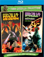 GODZILLA VS. KING GHIDORAH/GODZILLA AND MOTHRA: BATTLE - Blu-Ray