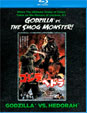 GODZILLA VS. THE SMOG MONSTER (GODZILLA VS. HEDORAH) - Blu-Ray
