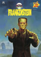 FRANKENSTEIN - Golden Book