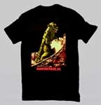 MONSTER BASH GORGO - Tee Shirt