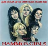HAMMER GIRLS (Mark Statler & Hammer Actresses) - CD