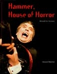 HAMMER, HOUSE OF HORROR - Large Hardback