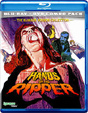 HANDS OF THE RIPPER (1971/Remastered) - DVD & Blu-Ray Combo