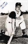 HANK FOILES (Pittsburgh Pirate) - 3 X 5 Autographed Photo