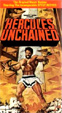 HERCULES UNCHAINED (1959) - Used VHS
