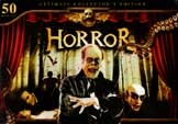 HORROR: ULTIMATE COLLECTOR EDITION (50 Movies) - Big Box DVD Set