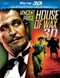 HOUSE OF WAX (1953)/MYSTERY OF THE WAX MUSEUM (1933) - Blu-Ray