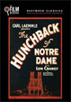 HUNCHBACK OF NOTRE DAME, THE (1923/Restored Classics) - DVD