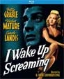 I WAKE UP SCREAMING (1941) - Blu-Ray