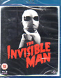 INVISIBLE MAN, THE (1933) - Blu-Ray