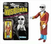 REACTION: INVISIBLE MAN - Action Figure