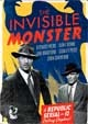 INVISIBLE MONSTER, THE (1950/Complete Serial) - DVD