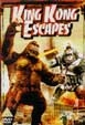 KING KONG ESCAPES (1968) - Region 2 PAL Used DVD