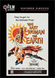 LAST WOMAN ON EARTH, THE (1960/Restored Classics) - DVD