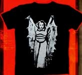 LILY MUNSTER (Bat Wings!) - T-Shirt