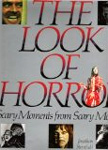 LOOK OF HORROR - Oversize Hardback Book