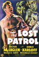 LOST PATROL, THE (1934) - DVD