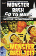 MONSTER BASH PROGRAM GUIDE 2013 - Collectible