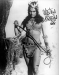 MARTINE BESWICK (Prehistiric Women) - 8X10 Autographed Photo