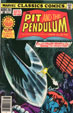 MARVEL CLASSICS #28 - PIT & THE PENDULUM - Comic Book