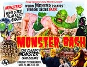 MONSTER BASH June 2014 - Promo Card