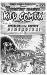 MONSTER BASH KID COMIX #1 - Collectible