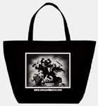 MONSTER BASH TOTE BAG - Carry Bag Accessory