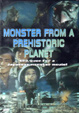 MONSTER FROM A PREHISTORIC PLANET (1967/CZ) - DVD
