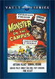 MONSTER ON THE CAMPUS (1958) - DVD
