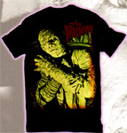 MUMMY, THE (Big Green Image Kharis) - Universal Tee