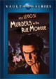MURDERS IN THE RUE MORGUE (1932) - DVD