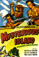 MYSTERIOUS ISLAND (1951) - DVD