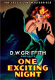 ONE EXCITING NIGHT (1922) - DVD
