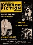 ORIGINAL SCIENCE FICTION STORIES (March 1959) - Pulp Digest