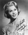 PAT PRIEST (BW - Portrait) - 8X10 Autographed Photo