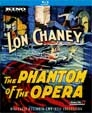 PHANTOM OF THE OPERA (1925/1929 Kino) - Blu-Ray